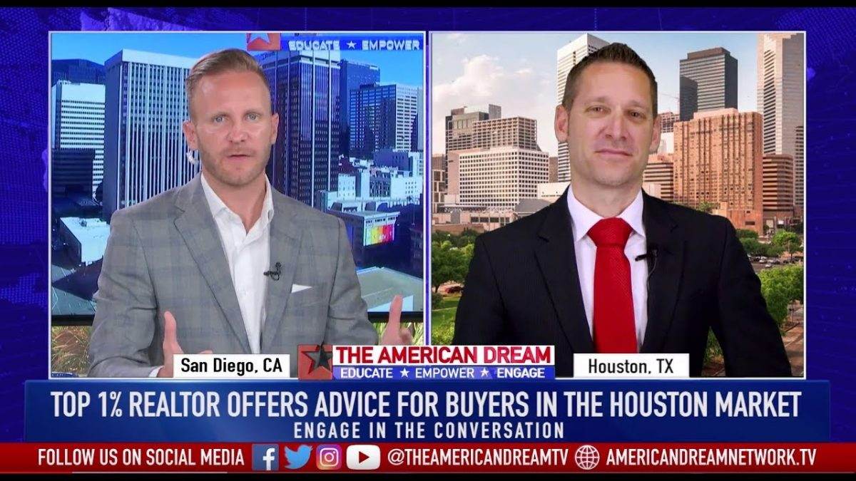 Top real estate agents Houston